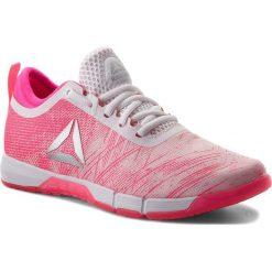 Buty Reebok - Speed Her Tr CN2246  Pink/White/Silver. Czerwone obuwie sportowe damskie Reebok, z materiału. W wyprzedaży za 269.00 zł.