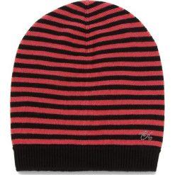 Czapka EMPORIO ARMANI - 394552 8A510 61520 S Black/Hot Pink. Czerwone czapki i kapelusze damskie Emporio Armani, z materiału. Za 319.00 zł.