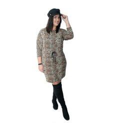 e8155b413a Długa letnia sukienka plus size - Sukienki damskie - Kolekcja wiosna ...