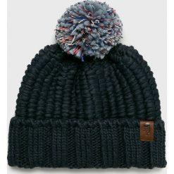 The North Face - Czapka. Czarne czapki i kapelusze damskie The North Face, z dzianiny. W wyprzedaży za 99.90 zł.