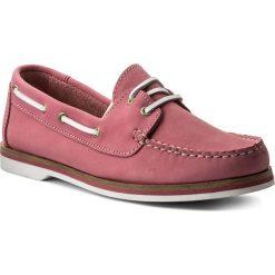 Mokasyny TAMARIS - 1-23616-20 Pink Nubuc 695. Czerwone mokasyny damskie Tamaris, z nubiku. W wyprzedaży za 179.00 zł.