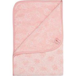 Bebe-Jou Wielofunkcyjny Koc Polarowy Fabulous Frosted, Blush Pink. Kocyki dla dzieci marki Pulp. Za 69.00 zł.