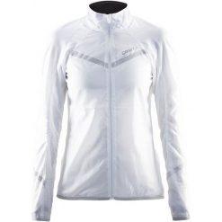 Craft Cyklobunda Featherlight White  M. Białe kurtki sportowe damskie Craft, na lato. Za 235.00 zł.