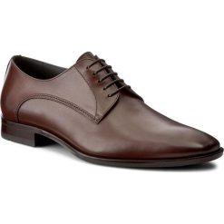 Półbuty BOSS - Carmons 50228940 1014818801 Medium Brown 214. Brązowe eleganckie półbuty Boss, ze skóry. W wyprzedaży za 959.00 zł.