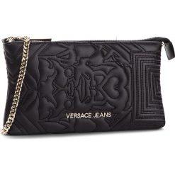 Torebka VERSACE JEANS - E3VSBPZ4  70792 899. Czarne torebki do ręki damskie Versace Jeans, z jeansu. Za 369.00 zł.