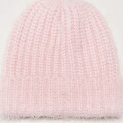 Czapka - Różowy. Czapki i kapelusze damskie marki WED'ZE. W wyprzedaży za 25.99 zł.