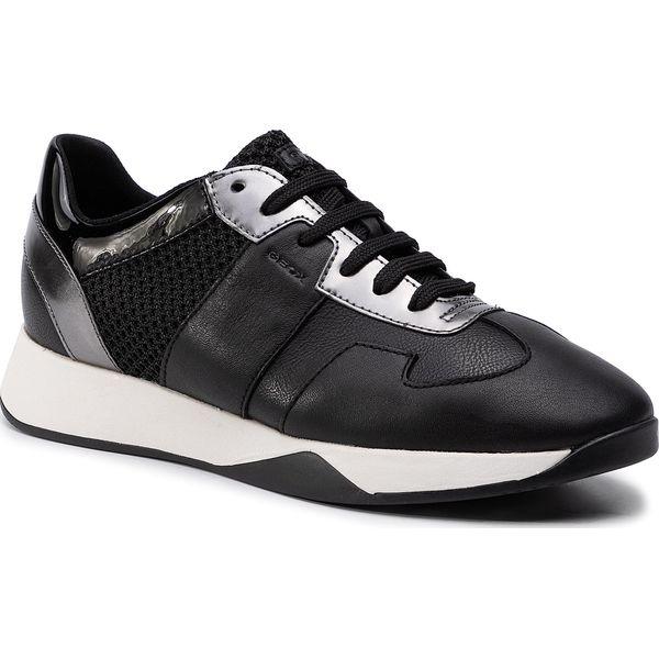Sneakersy GEOX D Suzzie B D94FRB 08554 C9999 Black