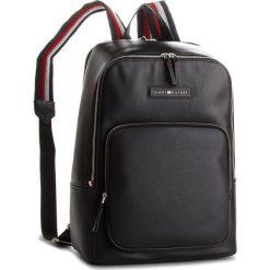 Plecak TOMMY HILFIGER - Corporate Mix Backpack AM0AM03422  002. Niebieskie plecaki damskie Tommy Hilfiger, ze skóry ekologicznej. Za 749.00 zł.