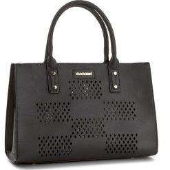 Torebka MONNARI - BAG2770-020 Black. Czarne torebki do ręki damskie Monnari, ze skóry ekologicznej. W wyprzedaży za 139.00 zł.