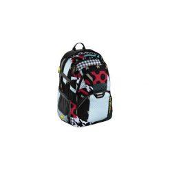 Hama Plecak JobJobber II, kolor: Unique Patch. Czarne torby i plecaki dziecięce HAMA, z tkaniny. Za 384.99 zł.