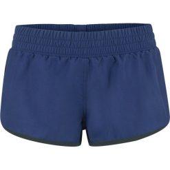 Szorty plażowe bonprix niebieski. Niebieskie szorty damskie bonprix, z tkaniny, sportowe. Za 44.99 zł.