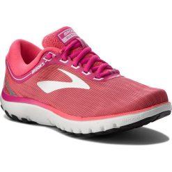Buty BROOKS - PureFlow 7 120262 1B 684 Pink/Pink/White. Czerwone obuwie sportowe damskie Brooks, z materiału. W wyprzedaży za 399.00 zł.