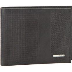 Duży Portfel Męski VALENTINI - 157.335 Black. Czarne portfele męskie Valentini, ze skóry. Za 99.00 zł.