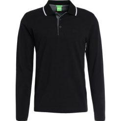 BOSS ATHLEISURE PLISOS Koszulka polo black. Bluzki z długim rękawem męskie BOSS ATHLEISURE, z bawełny, z długim rękawem. Za 379.00 zł.