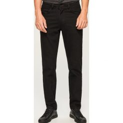 Jeansy regular fit - Czarny. Jeansy męskie marki bonprix. Za 99.99 zł.
