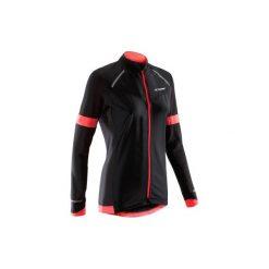 Koszulka długi rękaw na rower szosowy 900 damska. T-shirty damskie marki DOMYOS. Za 149.99 zł.