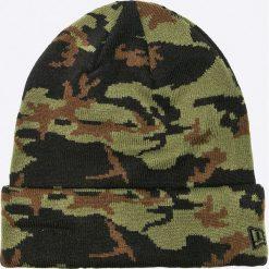 New Era - Czapka. Szare czapki i kapelusze męskie New Era. W wyprzedaży za 89.90 zł.