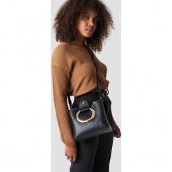 MANGO Torba Andy - Black. Czarne torby na ramię damskie Mango. Za 202.95 zł.