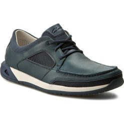 Półbuty CLARKS - Ormand Sail 261246117 Navy Leather. Półbuty na co dzień męskie marki Giacomo Conti. W wyprzedaży za 369.00 zł.