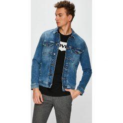 Tommy Jeans - Kurtka. Szare kurtki męskie Tommy Jeans, z bawełny. Za 449.90 zł.