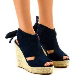 Sandały espadryle koturny Sandały damskie Kolekcja lato