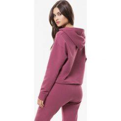Cardio Bunny - Spodnie Pretty. Fioletowe spodnie sportowe damskie Cardio Bunny, z bawełny. W wyprzedaży za 169.90 zł.