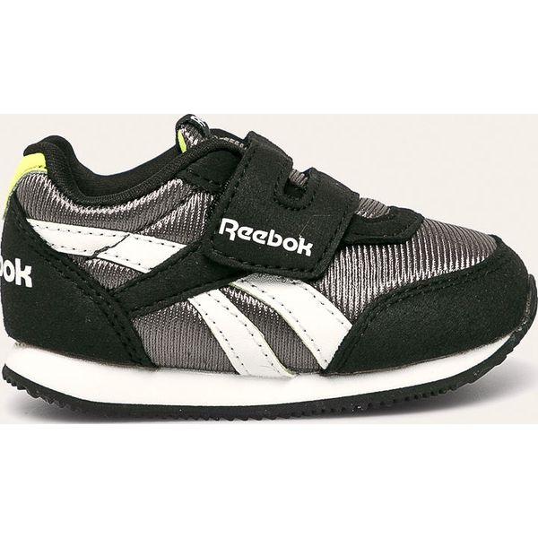 Reebok Classic Buty dziecięce Royal Reebook Classic Buty chłopięce czarne w