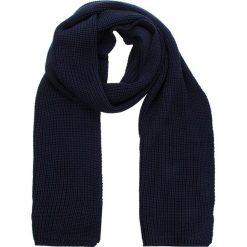 Szal TOMMY JEANS - Tju Basic Rib Scarf AU0AU00288 496. Niebieskie szaliki i chusty damskie Tommy Jeans, z bawełny. Za 229.00 zł.