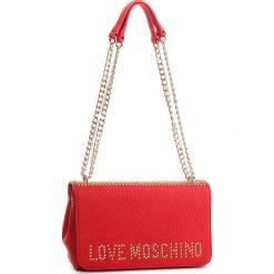 Torebka LOVE MOSCHINO - JC4064PP16LS0500  Rosso. Czerwone torebki do ręki damskie Love Moschino, ze skóry ekologicznej. W wyprzedaży za 589.00 zł.