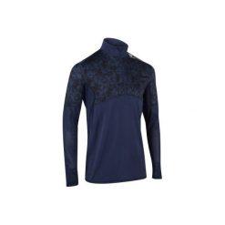BLUZA THERMIC 900 GRANAT. Niebieskie bluzy męskie ARTENGO, na zimę. Za 59.99 zł.
