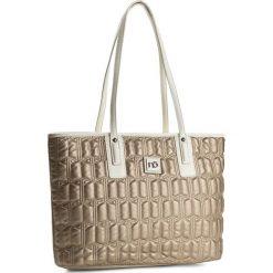 Torebka NOBO - NBAG-C3810-C023 Złoty. Żółte torebki do ręki damskie Nobo, ze skóry ekologicznej. W wyprzedaży za 149.00 zł.