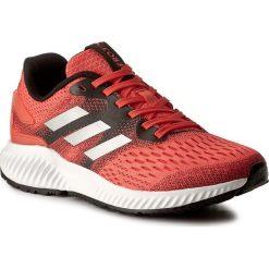 Buty adidas - Aerobounce W BW0295  Eascor/Silvn. Czerwone obuwie sportowe damskie Adidas, z materiału. W wyprzedaży za 269.00 zł.