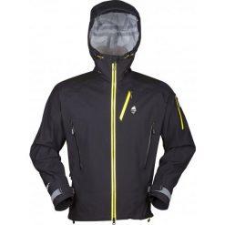 High Point Kurtka Outdoorowa Protector 4.0 Jacket Black M. Czarne kurtki sportowe męskie High Point. W wyprzedaży za 1,299.00 zł.