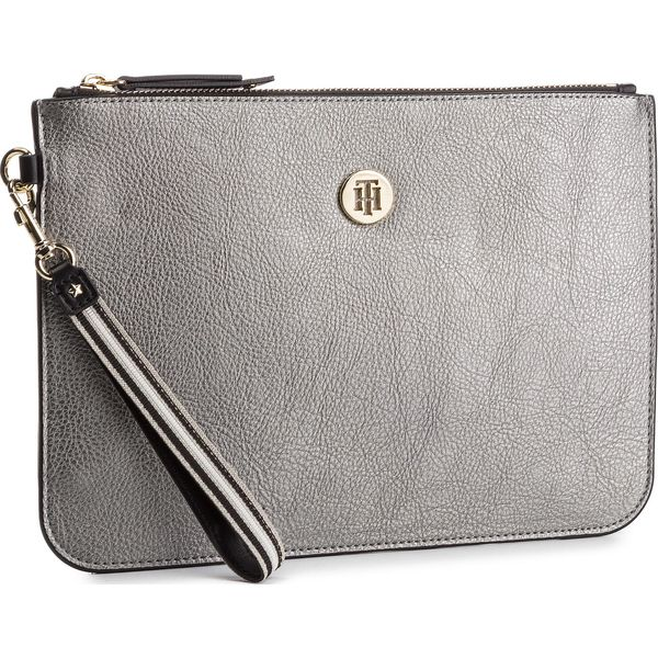 5943788caf78a Torebka TOMMY HILFIGER - Cool Tommy Lrg Pouch Met AW0AW06378 903 ...