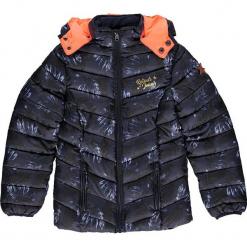 Kurtka zimowa w kolorze granatowym. Kurtki i płaszcze dla dziewczynek marki Giacomo Conti. W wyprzedaży za 152.95 zł.