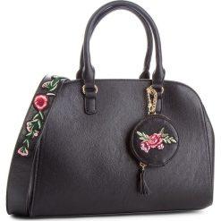 Torebka JENNY FAIRY - RS00071  Czarny. Czarne torebki do ręki damskie Jenny Fairy, ze skóry ekologicznej. Za 129.99 zł.