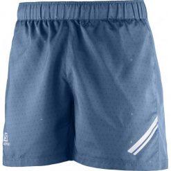 Salomon Agile Short M Vintage In/Dress Blue/Lime L. Szorty męskie Salomon, sportowe. W wyprzedaży za 119.00 zł.