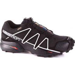 Salomon Buty męskie Speedcross 4 GTX Black/Black r. 46 (383181). Buty sportowe męskie Salomon. Za 699.00 zł.