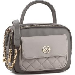 Torebka NOBO - NBAG-D2130-C019 Szary. Szare torebki do ręki damskie Nobo, ze skóry ekologicznej. W wyprzedaży za 139.00 zł.