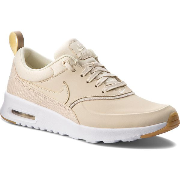 91282df3 Buty NIKE - Air Max Thea Prm 616723 204 Beach/Beach/Metallic Gold ...