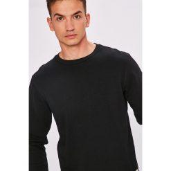 Diesel - Bluza. Czarne bluzy męskie Diesel, z bawełny. Za 299.90 zł.