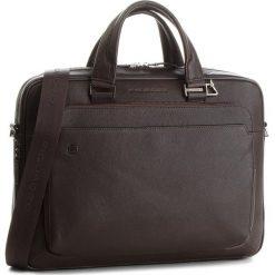 Torba na laptopa PIQUADRO - CA4027B3 Brązowy. Brązowe torby na laptopa damskie Piquadro, ze skóry. W wyprzedaży za 1,339.00 zł.