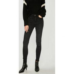 Jacqueline de Yong - Jeansy. Czarne jeansy damskie Jacqueline de Yong. Za 169.90 zł.