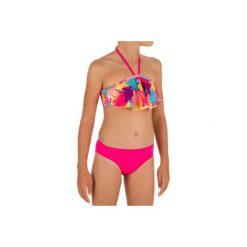 Góra kostiumu LOU SUNSHINE JR. Różowe stroje kąpielowe dla dziewczynek OLAIAN. Za 49.99 zł.