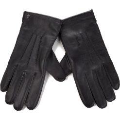Rękawiczki Męskie JOOP! - Gloves 7165 170005682 Black 10. Czarne rękawiczki męskie JOOP!, ze skóry. Za 299.00 zł.