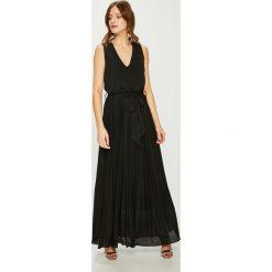 Answear - Sukienka Night Fever. Czarne sukienki damskie ANSWEAR, z dzianiny, eleganckie. Za 229.90 zł.