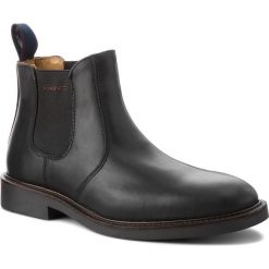 Sztyblety GANT - Spencer 17651886 Black G00. Botki męskie marki Giacomo Conti. W wyprzedaży za 439.00 zł.