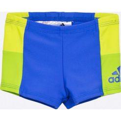 Adidas Performance - Kąpielówki dziecięce 92-164 cm. Kąpielówki dla chłopców adidas Performance, z dzianiny. W wyprzedaży za 79.90 zł.