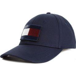 Czapka z daszkiem TOMMY HILFIGER - Swap Your Patch Cap AW0AW06182 413. Niebieskie czapki i kapelusze damskie Tommy Hilfiger, z bawełny. Za 229.00 zł.