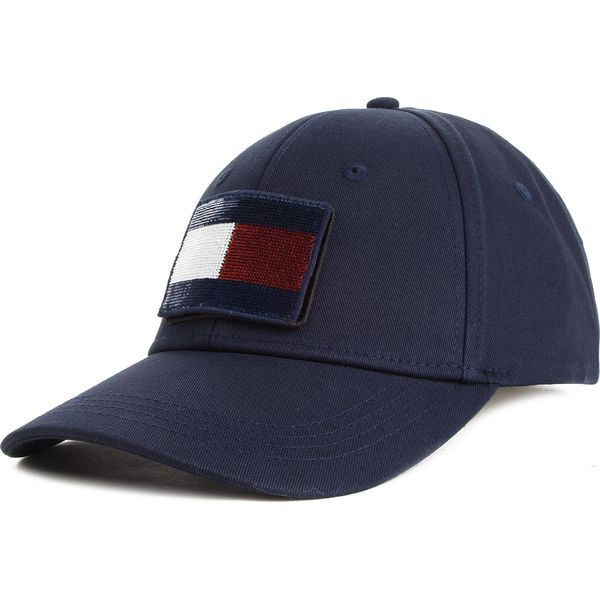 f9bb54d1174f8 Czapka z daszkiem TOMMY HILFIGER - Swap Your Patch Cap AW0AW06182 ...